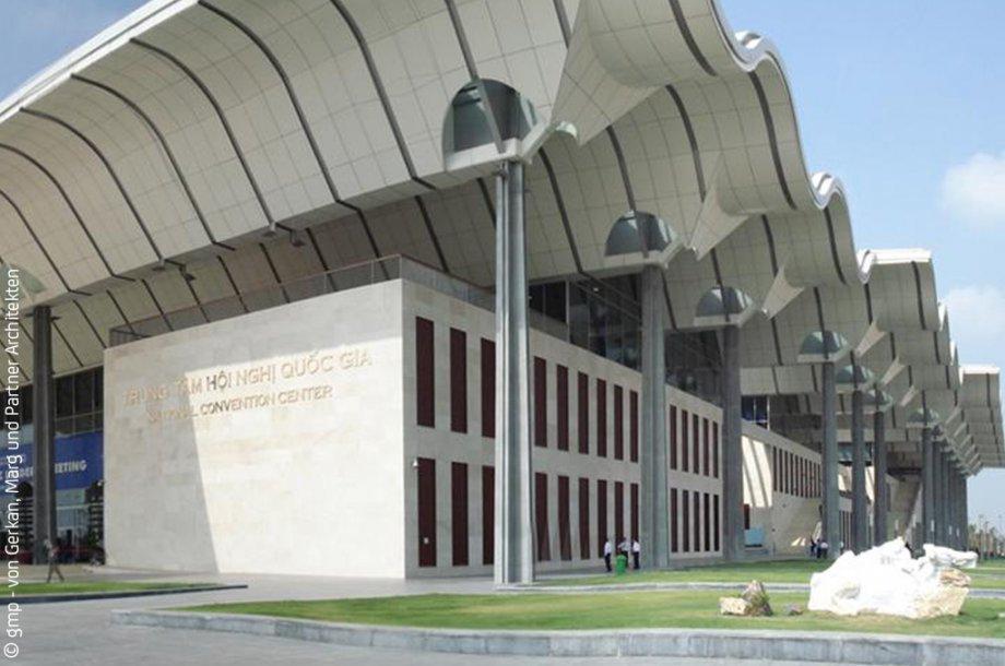 National Congress Center (NCC)