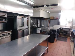 Full Cmmissary Kitchen