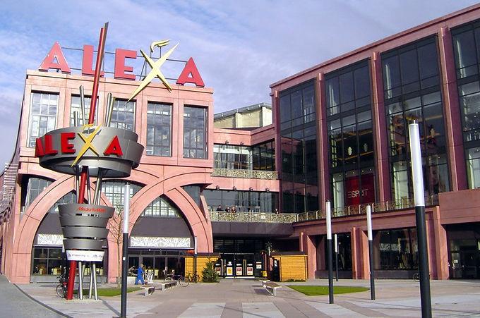 Alexa Shoppingcenter
