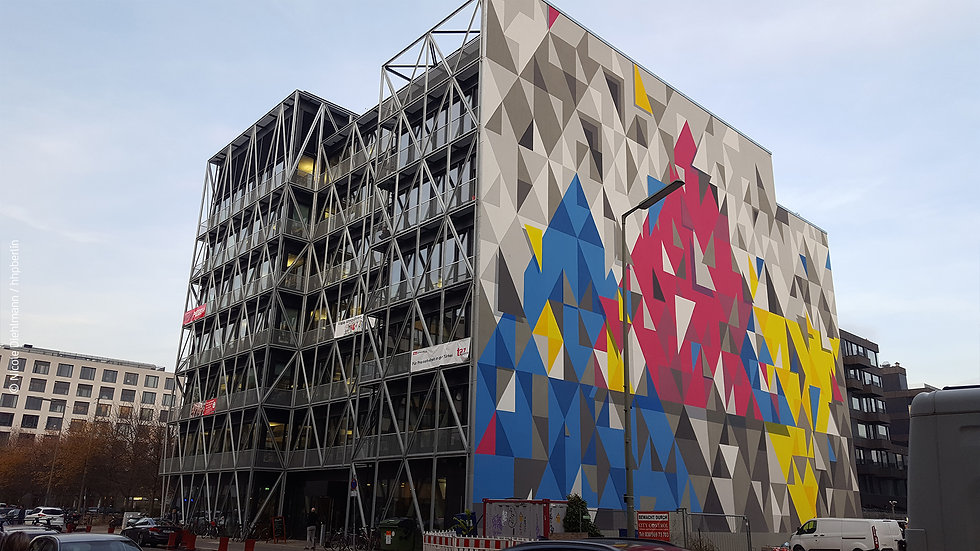 taz Verlagsgebäude
