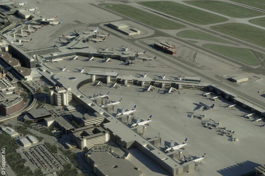 Flughafen Fraport