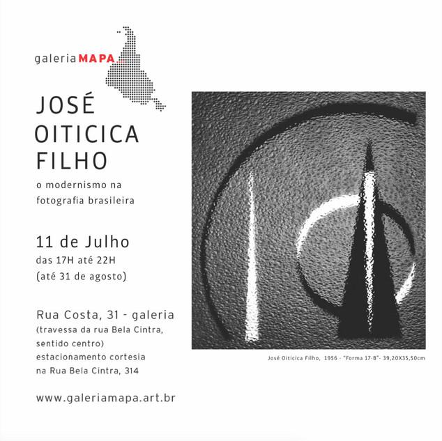 Texto crítico para a exposição de José Oiticica Filho
