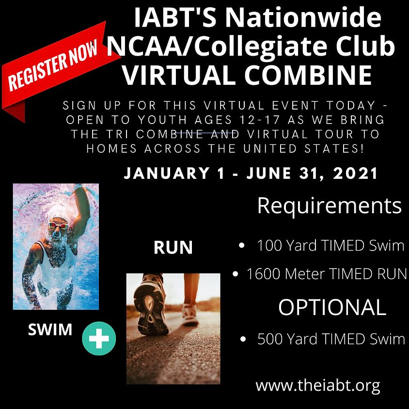 NCAA/Collegiate Club Virtual COMBINE