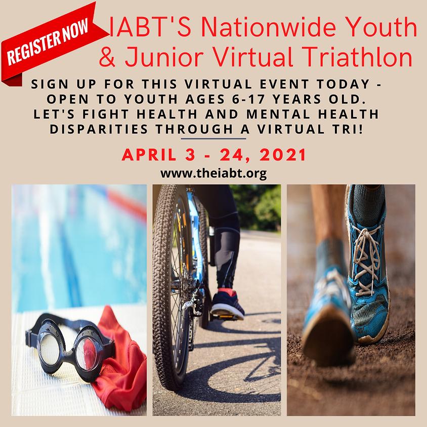 NationWide Youth & Junior VIRTUAL Triathlon