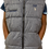 Thumbnail: Bubble Vest - Embroidered (Gray)