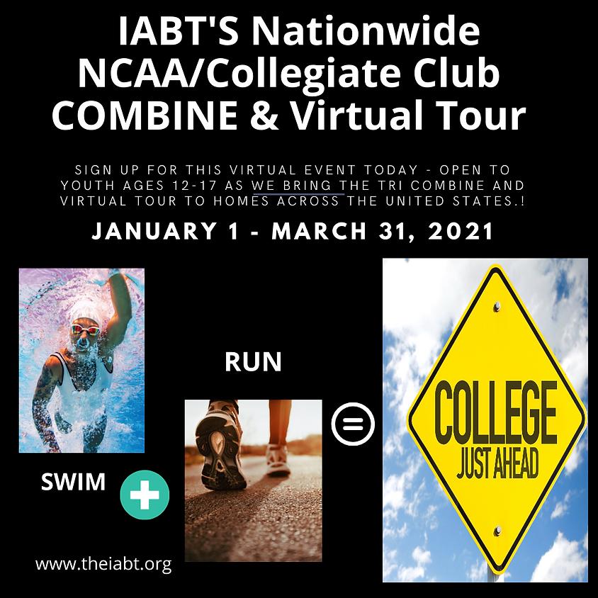 IABT's Nationwide NCAA/Collegiate Club Virtual COMBINE