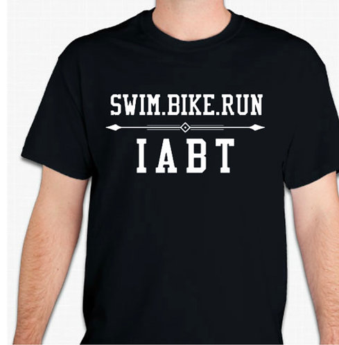 Unisex Swim-Bike_Run Signature T-Shirt