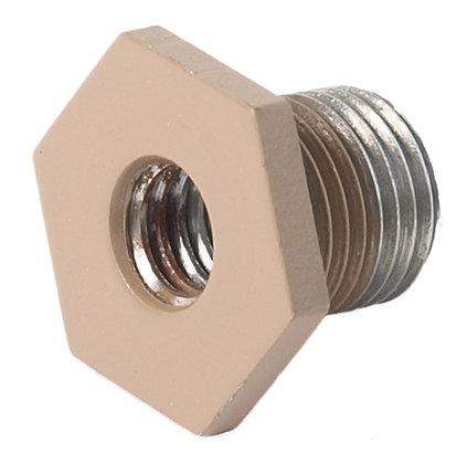 Spring Lift Double Threaded Hex Nut [SL-HEXNUT]