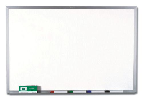 White Boards- [Melamine- Aluminum Frame]