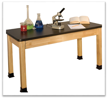 "Science Table - 24""x60"" [BS2460BA]"