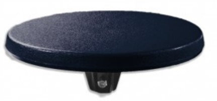 Replacement Cafeteria Stool Tops (set of 4)