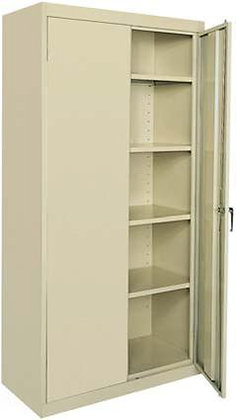 Storage Cabinet w/ Adjust. Shelves [CA41361872]
