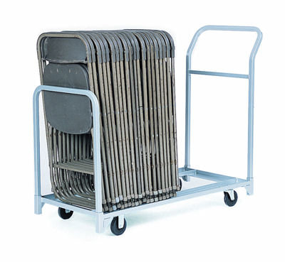 Folding Chair Cart - Holds 24 Chairs [#600]