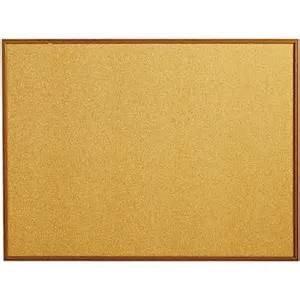 Cork Board  [Oak Frame]