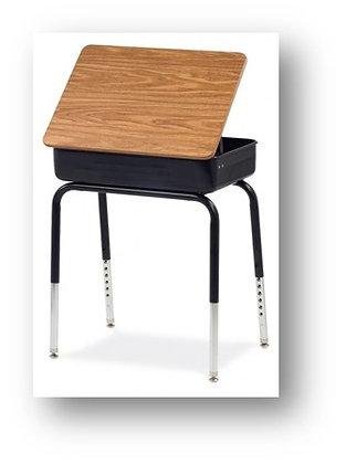 Lift-Lid Desk [751 Series- MBB]