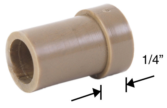 Bushings - Replacement for Arms (2 sizes)