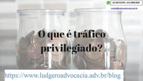 Considerações sobre o crime de tráfico privilegiado