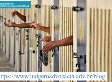 O parlatório e a visita ao preso