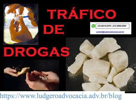 O moderno Tráfico de Drogas