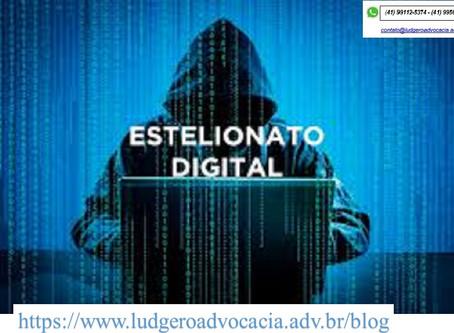 Em tempos de pandemia o estelionato digital