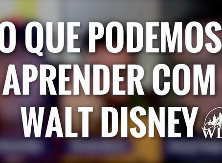 Os ensinamentos  da Disney a respeito de empreendedorismo na advocacia