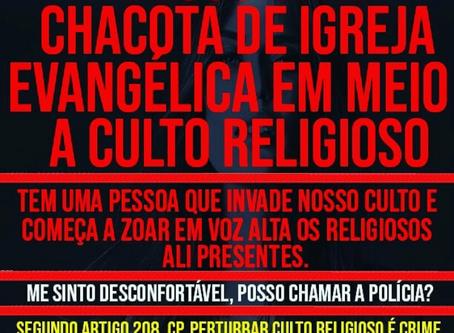 O crime de intolerância religiosa e a proteção da dignidade da pessoa humana.