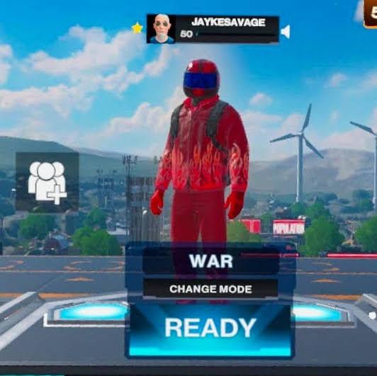 A virtual reality avatar