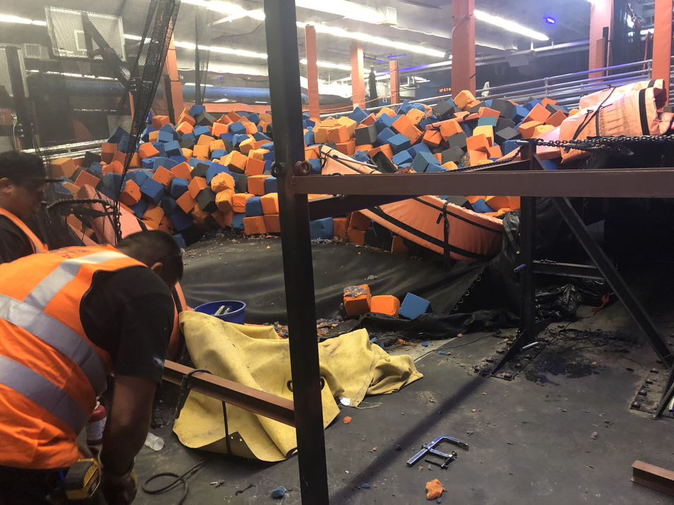 Sky Zone Project