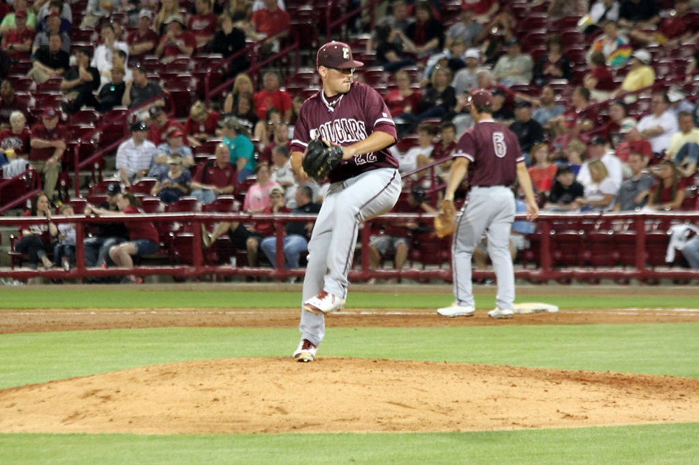 Matt Pegler at College of Charleston