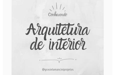 ARQUITETURA DE INTERIOR, terapêutica e holística