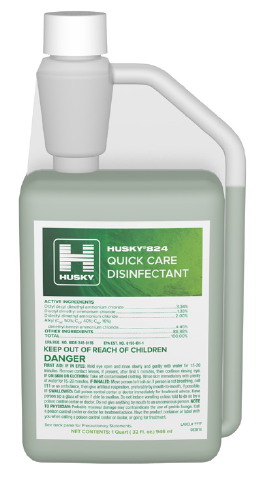 Husky Concentrate Disinfectant, Quarts ($38.40)