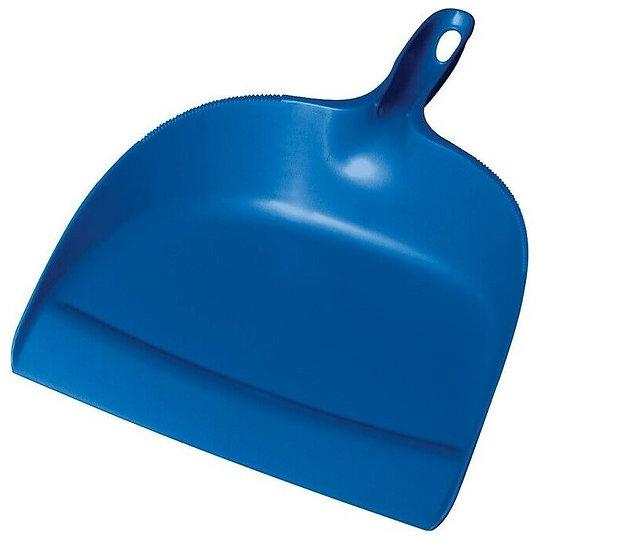 Sterilite Blue Plastic Dust Pan