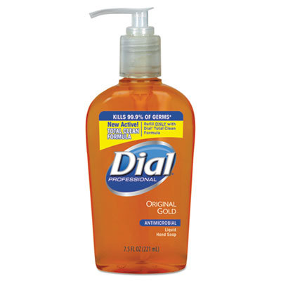 Dial Antimicrobial Pump Hand Soap