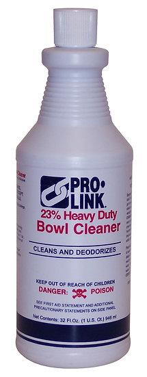Pro-Link 23% Bowl Cleaner