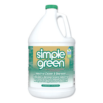 Simple Green Industrial Cleaner and Degreaser Concentrate, Gallon