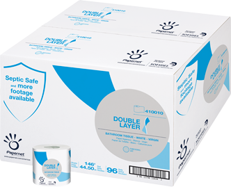 Heavenly Soft Toilet Paper (10), 500 sheet, 2 Ply