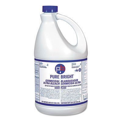 Germicidal Bleach, Gallons