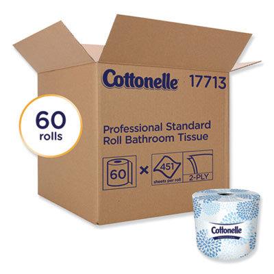 Cottonelle Toilet Paper, 60 Rolls