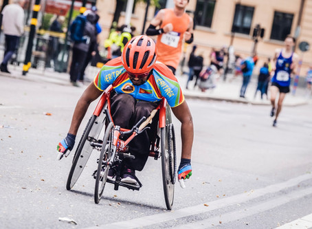 Paralympian Sibhatu Kesete getting ready to represent Eritrea in Japan 2021. Support his cause.