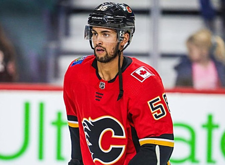 Defender Kylington 'feels ready' to make the jump to the NHL.