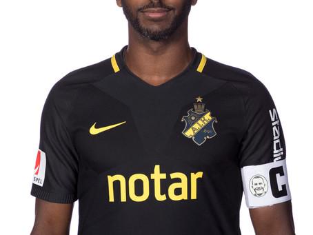Eritrean National Team & AIK's captain having a great season. Allsvenskan (Swedish League update)