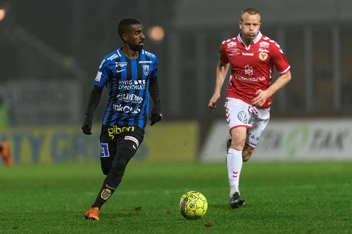 Mo Saeid, Eritrean player