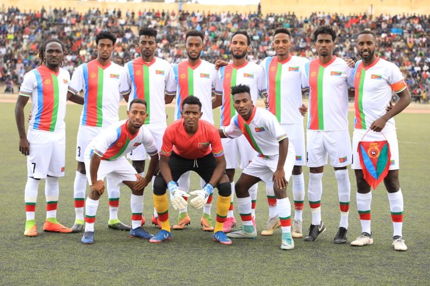 Eritrean soccer, Henok Goitom, Redsea Camels soccer