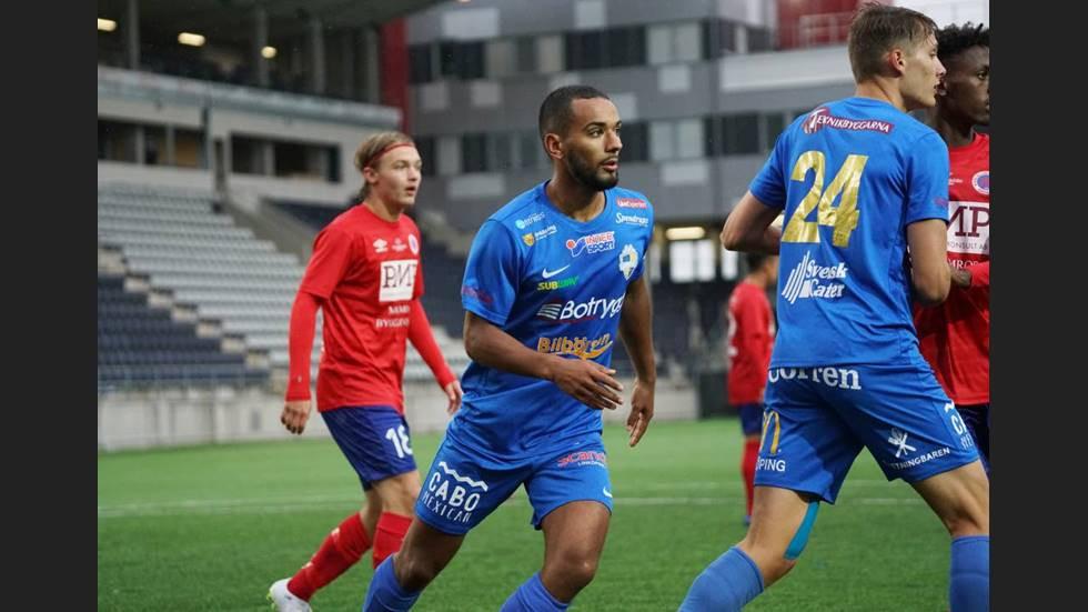 Eritrean-Swede midfielder