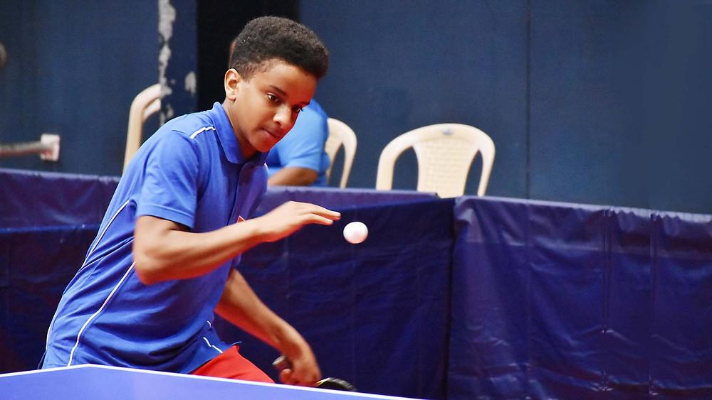 Table tennis, Eritrea