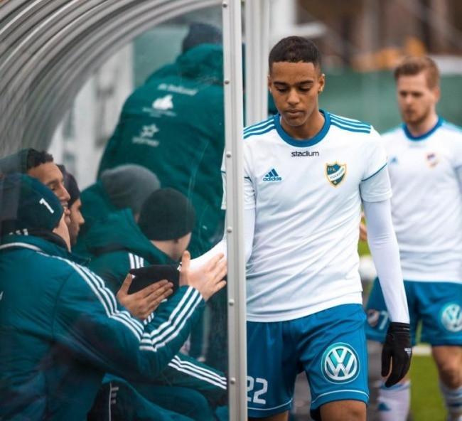 Eritrean-Swede Soccer