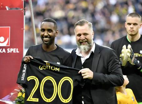 The Allsvenskan (Swedish Premier Football League) & The Eritrean connection.