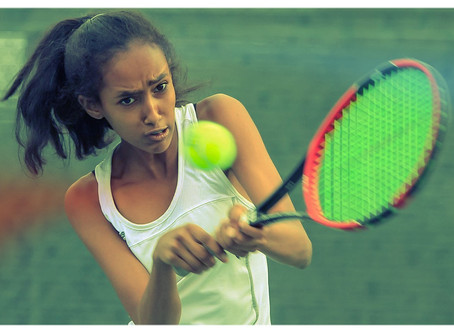 Winta Woldeab Highschool tennis standout picked as one of the top players in San Diego High school.