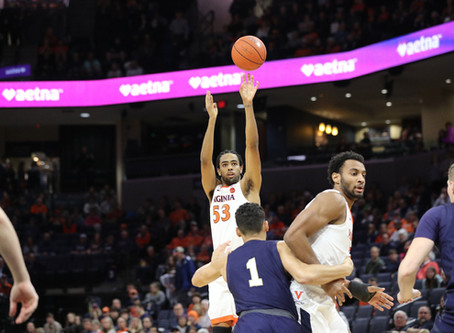 An Eritrean from Italy: College basketball star making noise with the defending NCAA champions UVA.