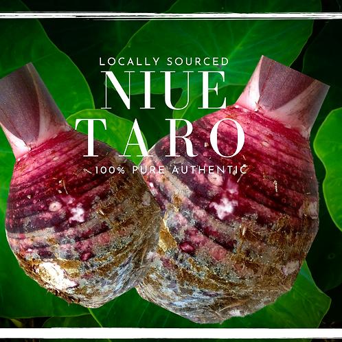FROZEN NIUE TARO